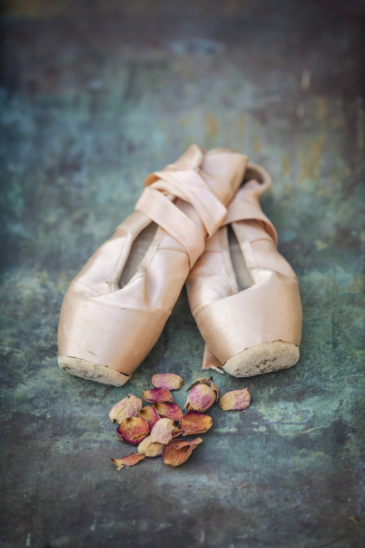 Buy Pointe Shoes wallpaper - Free US shipping at Happywall.com