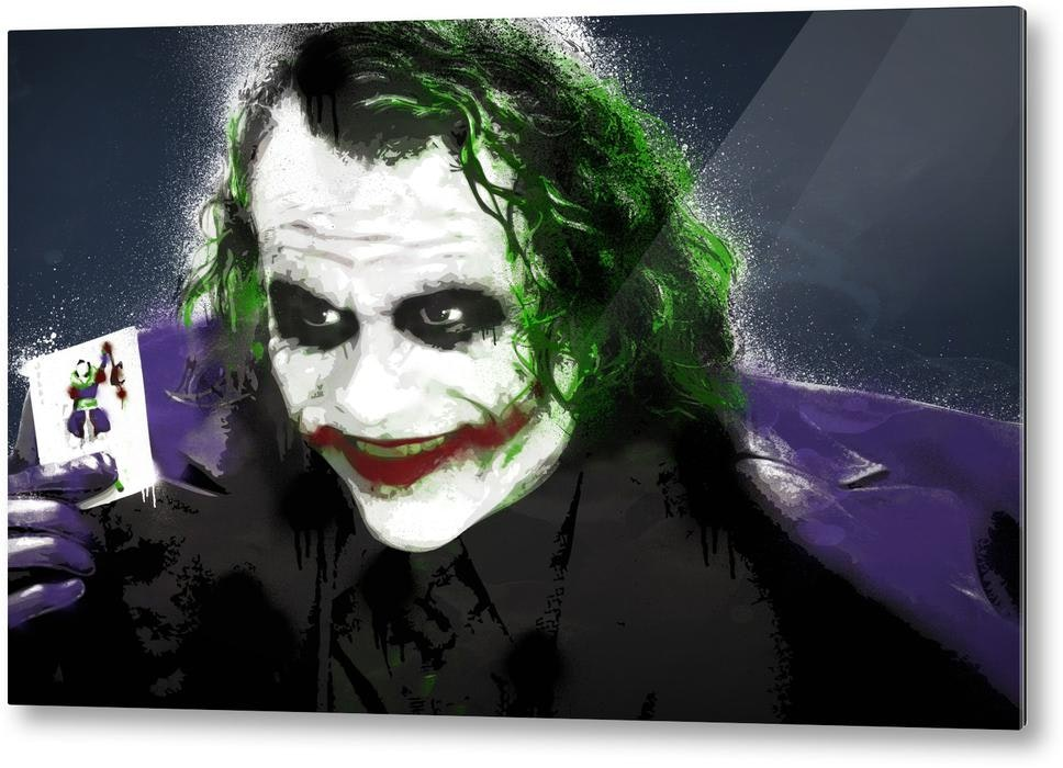Jokern veggbilde