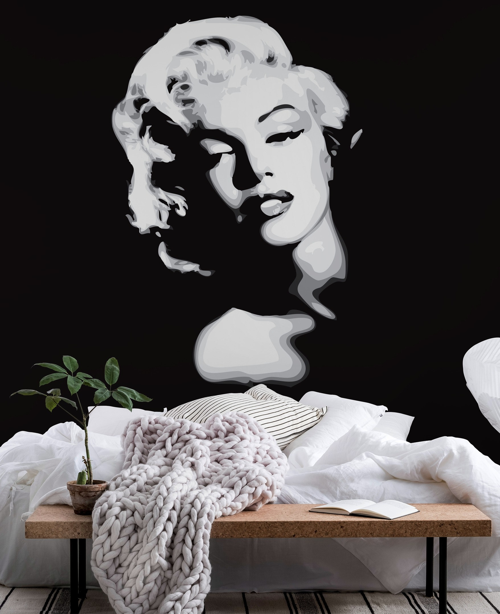 Marilyn Monroe Black And White Part 20