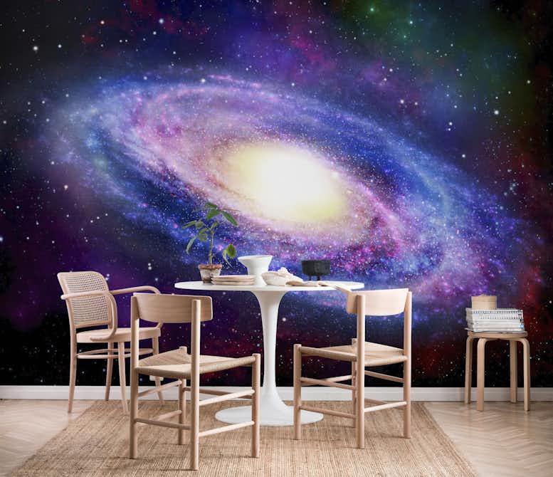 Buy Galaxy Wall Mural Free Us Shipping At Happywall