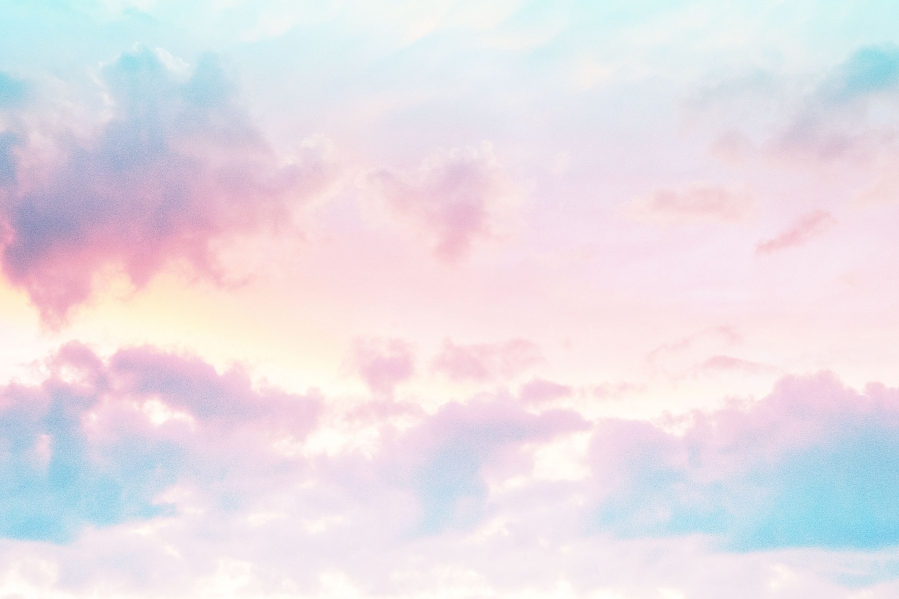 buy unicorn pastel clouds 2 wall mural free shipping at