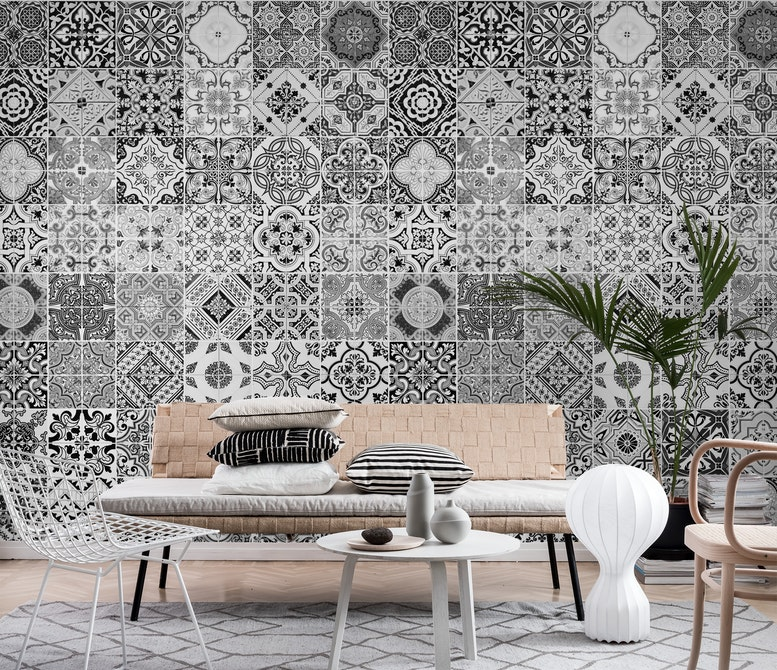 Marrakech Wall mural Photo wallpaper Moroccan Happywall